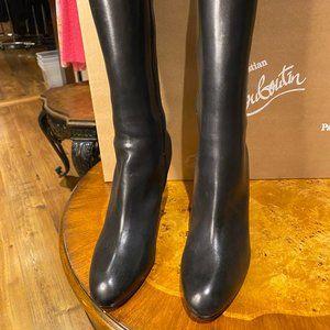 Christian Louboutin simple botta 85 calf vip